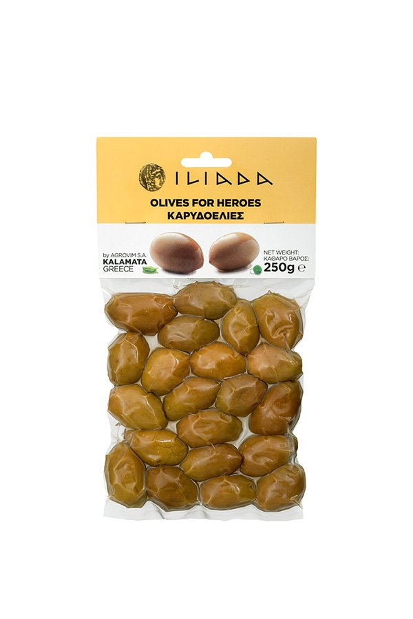 ILIADA Olives for Heroes