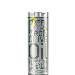 ILIADA Platinum Organic Kalamata PDO